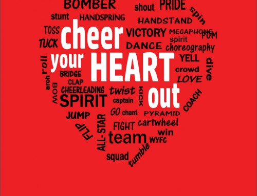 Sports-Bomber Heart Pride