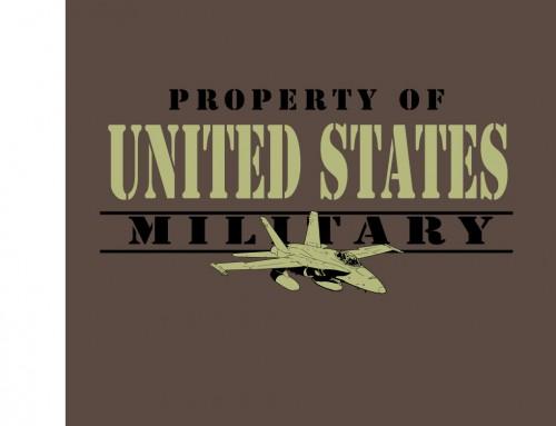 Military-United States Plane